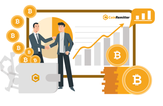 Using coinremitter you can scale your business