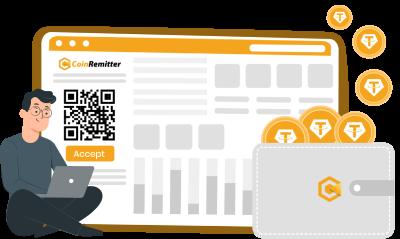 Start Accepting USDT ERC20 Payments